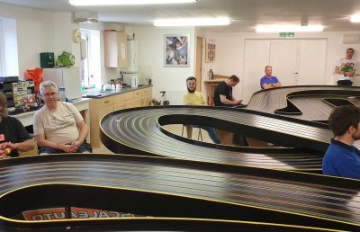 Molesey Scalextric Club Double Six Endurance Weekend 2019 track photo