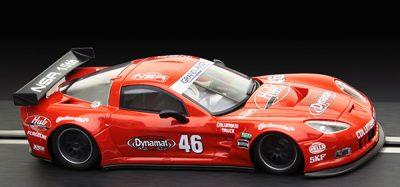 NSR SET07 Corvette C6-R