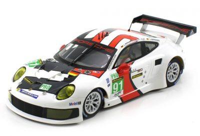 Scaleauto SC-6066R Porsche 991 GT3 RSR slot car