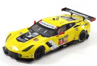 Scaleauto SC-6160r Corvette C7.R GT3 (A7-R) slot car