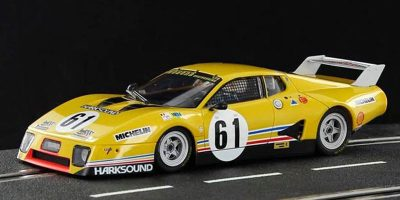 Sideways SW30 Ferrari 512 BB LM slot car
