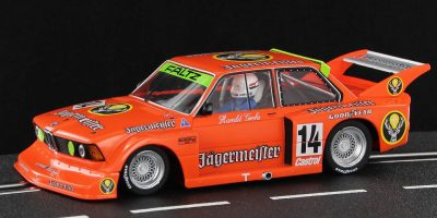Sideways SW41A BMW 320 slot car