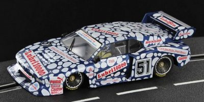Sideways SW44 Schnitzer BMW M1 Turbo slot car