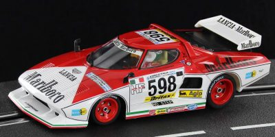 Sideways SW53 Lancia Stratos Turbo slot car