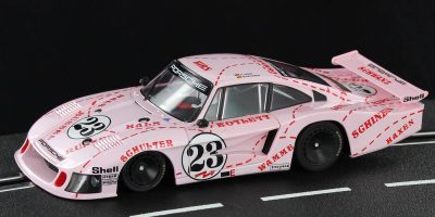 Sideways SWHC03 Porsche 935/78 slot car