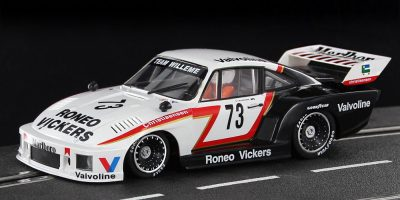 Sideways SW55 Porsche Kremer 935 K2 slot car
