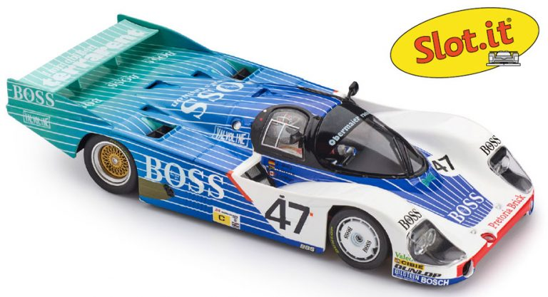 Slot.it CA02i Porsche 956 LH slot car