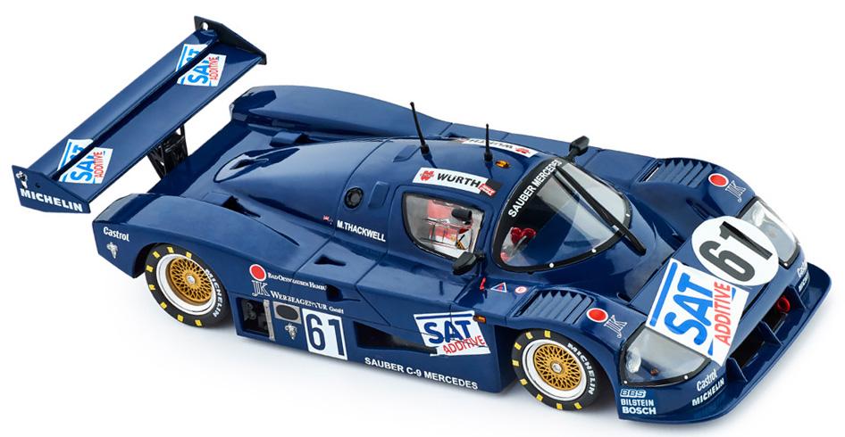 Slot.it CA06i Sauber C9 slot car