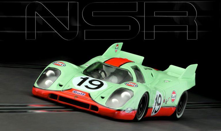 NSR 0123 Porsche 917 K Special Edition slot car