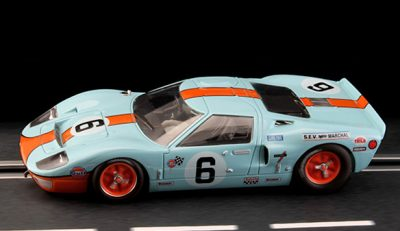 NSR 1159 Ford GT40 Mk 1 slot car