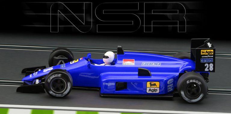 NSR 0146 Formula 86/89 Special Edition slot car