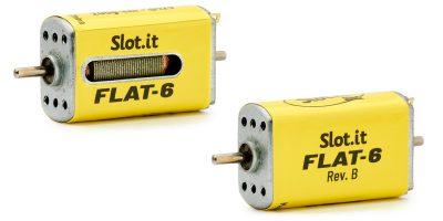 Slot.it MN09CH - Flat-6 motor