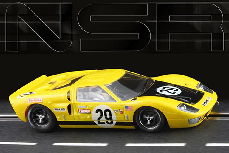NSR 1177 Ford GT40 Mk II